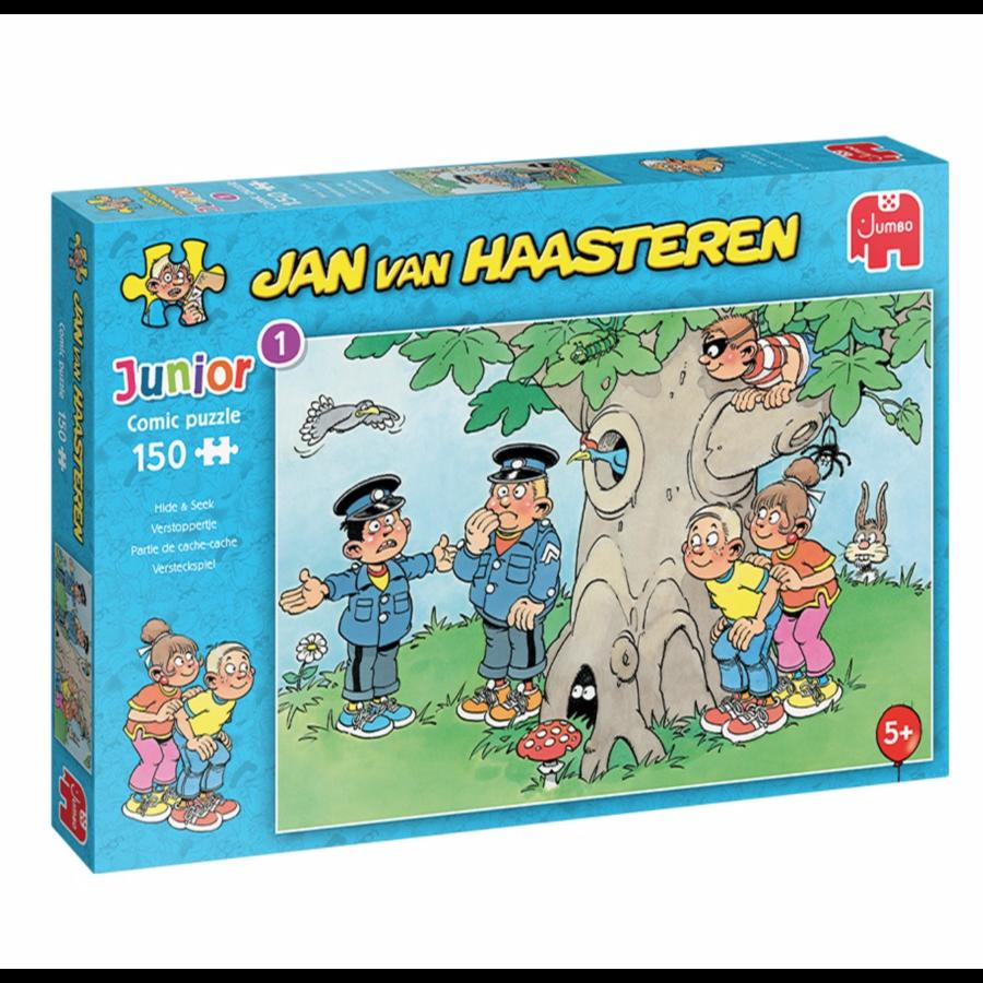 PRE-ORDER: Cours de gymnastique - Jan van Haasteren - 150 pièces-1