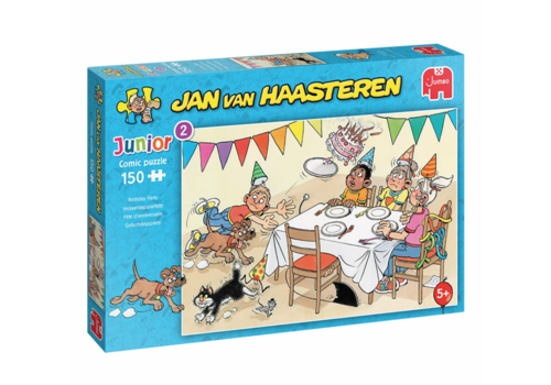 Jumbo Birthday Party - JvH - 150 pieces