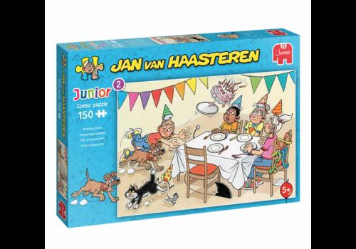 Jumbo Fête d'anniversaire - JVH - 150 pièces