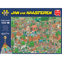thumb-Bois des Contes - Efteling - Jan van Haasteren - 20045 - 1000 pièces-3