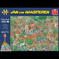 thumb-Efteling - Het sprookjesbos - Jan van Haasteren - 20045 - 1000 stukjes-3