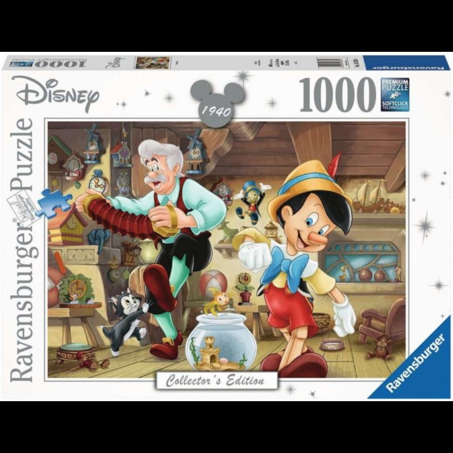 Pinocchio  - Disney Collector's Edition - 1000 pièces-1