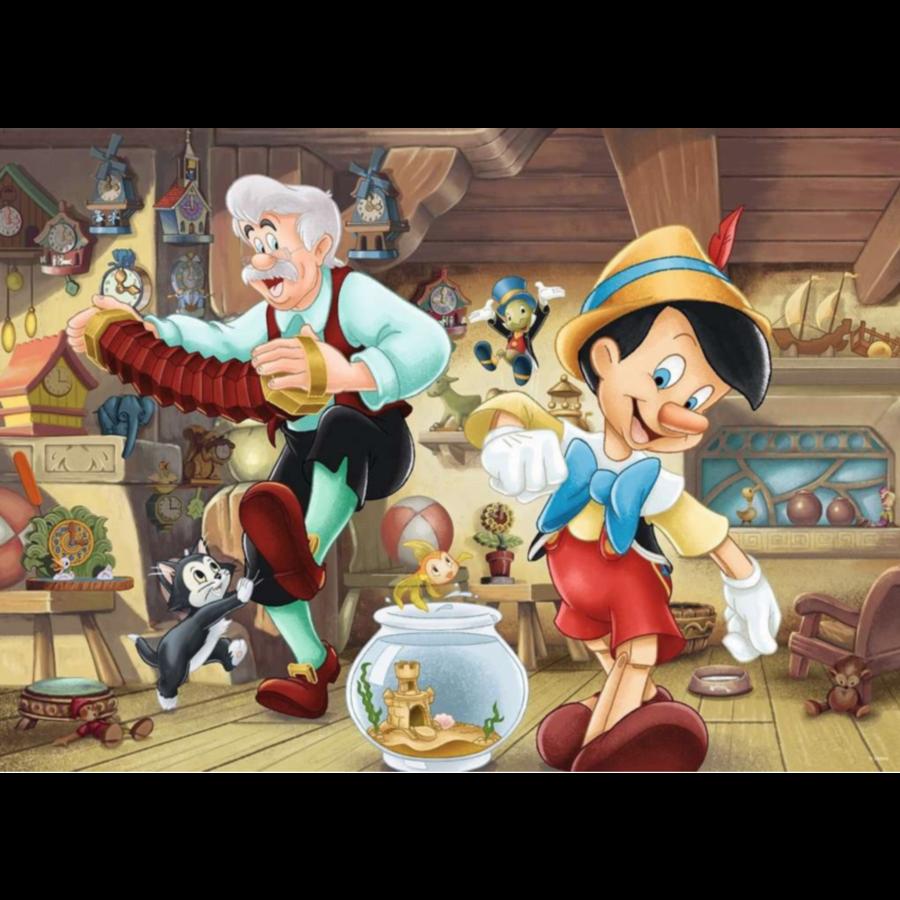 Pinocchio  - Disney Collector's Edition - 1000 pièces-2