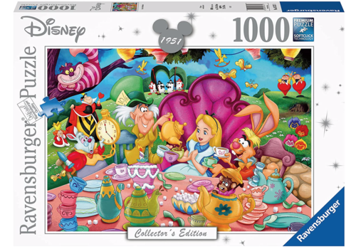 Ravensburger Alice in Wonderland - 1000 pièces