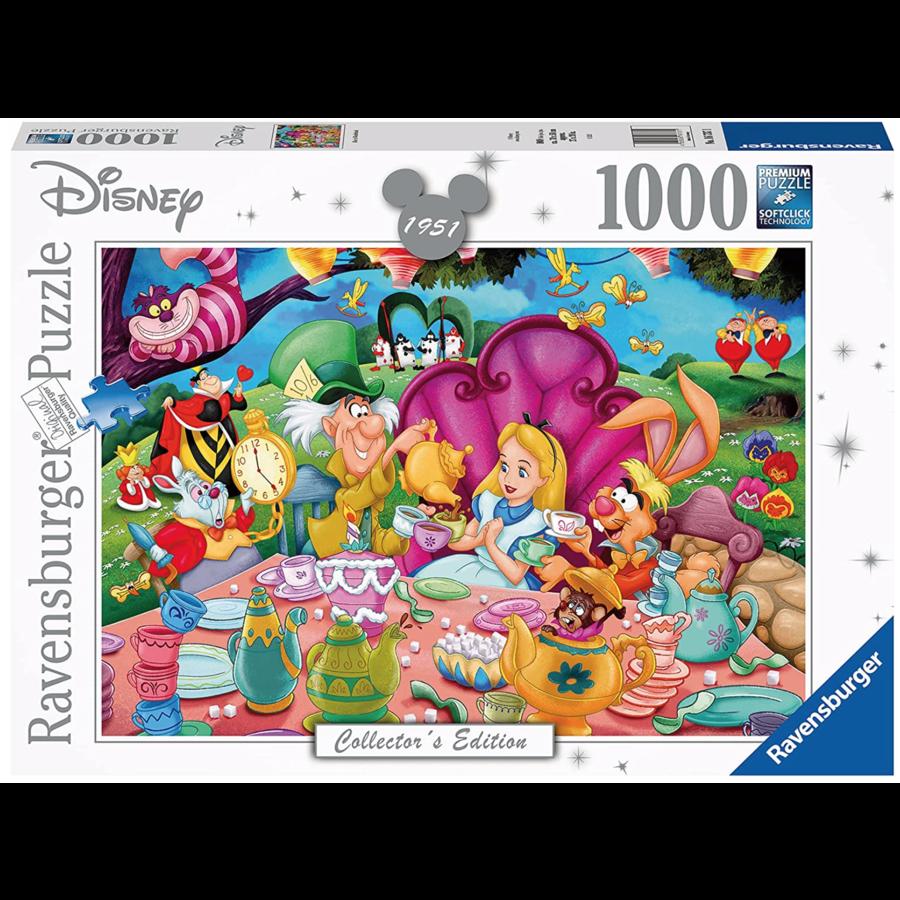 Alice in Wonderland  - Disney Collector's Edition - 1000 pièces-1