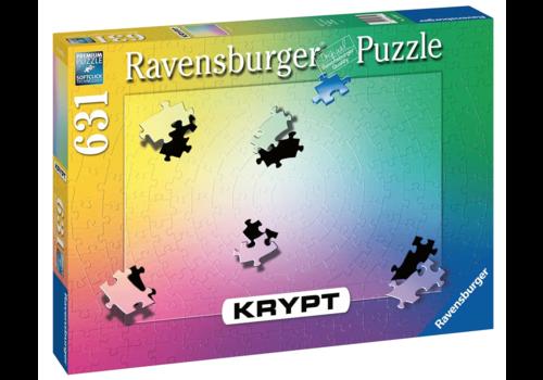 Ravensburger Krypt - GRADIENT - 631 pièces
