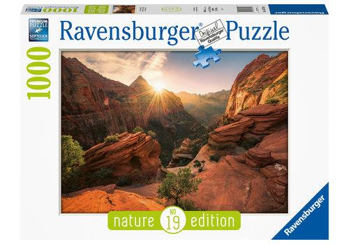 Ravensburger Zion Canyon - USA  - 1000 pièces