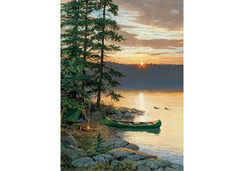 Cobble Hill Canoe Lake - 500 pièces XL