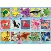 Cobble Hill Origami  - puzzel van 500 XL stukjes