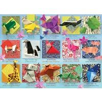 thumb-Origami  - puzzel van 500 XL stukjes-1