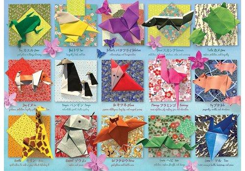 Cobble Hill Origami - 500 pièces XL