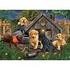 Cobble Hill In het Hondenhok - puzzel van 1000 stukjes
