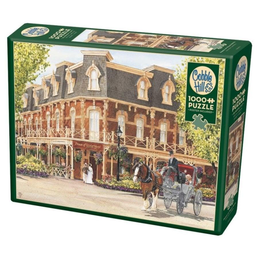 Hotel Prince of Wales - puzzel van 1000 stukjes-2