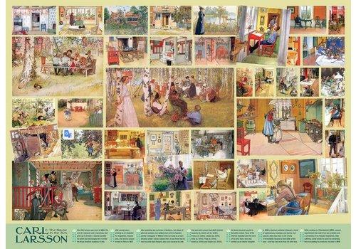 Cobble Hill Carl Larsson - 1000 pieces