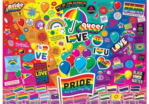 Cobble Hill Pride - 1000 stukjes