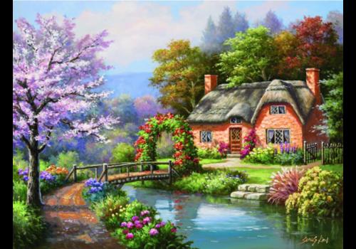 SUNSOUT Spring Creek Cottage - 300 XXL pieces