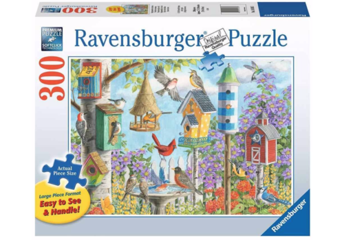 Ravensburger Home Tweet Home - 300 pièces XXL