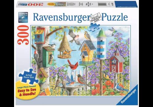 Ravensburger Home Tweet Home - 300 XXL stukjes