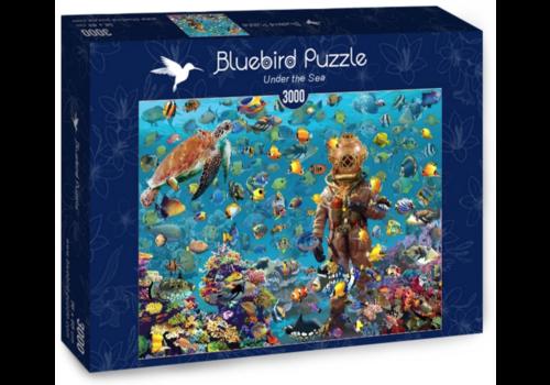 Bluebird Puzzle Onder de zee - 3000 stukjes