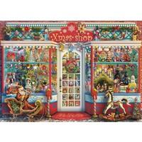 thumb-Kerst Emporium - puzzel van 1000 stukjes-2