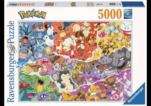Ravensburger Pokémon Allstars- 5000 stukjes