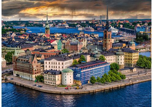 Ravensburger Stockholm in Zweden - 1000 pieces