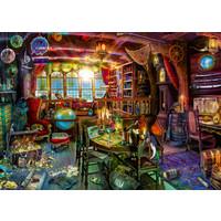 thumb-Het piratenleven - puzzel van  1000 stukjes-2