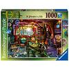 Ravensburger Het piratenleven - puzzel van  1000 stukjes