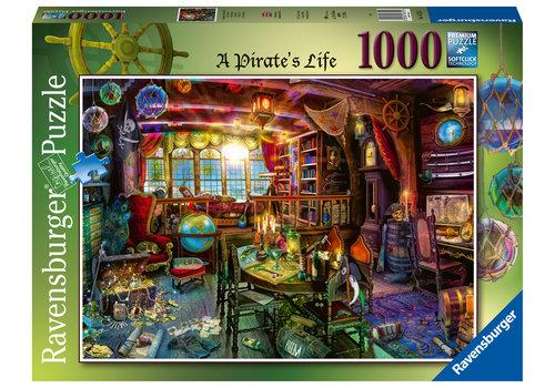Ravensburger Het piratenleven - 1000 stukjes