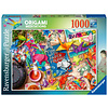 Ravensburger Origami Meditaties - puzzel van  1000 stukjes