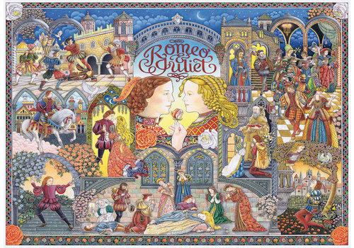 Ravensburger Romeo & Julliet - 1000 pieces