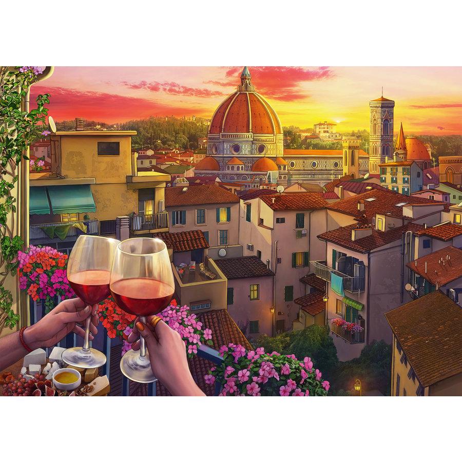 Cozy Wine Terrace - 500 XL stukjes-2