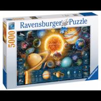 thumb-Planeten - puzzel van 5000 stukjes-3