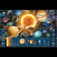 thumb-Planeten - puzzel van 5000 stukjes-2