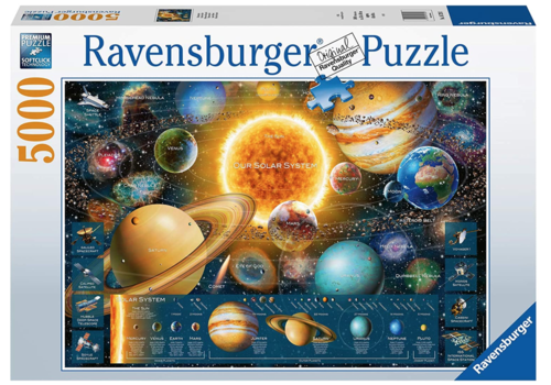 Ravensburger Planeten - 5000 stukjes