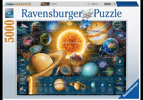 Ravensburger Planètes - 5000 pièces