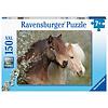 Ravensburger Mooie paarden - puzzel van 150 stukjes