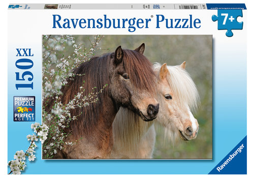 Ravensburger Beautiful horses  - 150 pieces