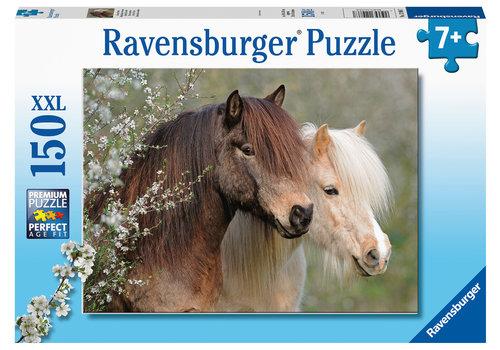 Ravensburger Mooie paarden - 150 stukjes