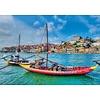 Educa Rabelo boten, Porto - puzzel 1000 stukjes
