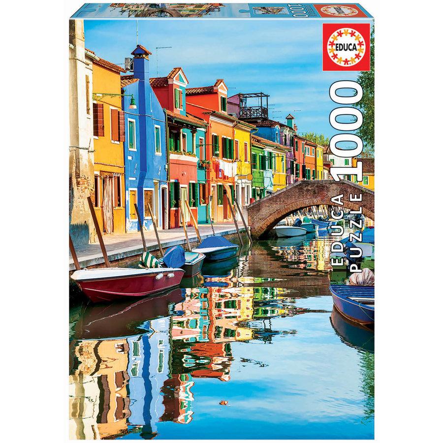Burano - puzzel 1000 stukjes-2