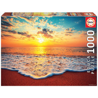 thumb-Sunset - puzzle of 1000 pieces-2