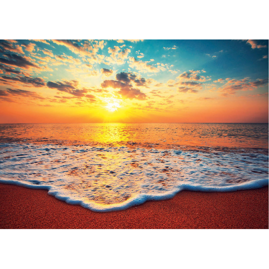 Sunset - puzzle of 1000 pieces-1