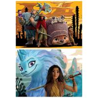 thumb-Raya and the last dragon - 2 x 48 pieces-2