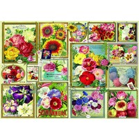 thumb-Flower Pictures - puzzle of 1500 pieces-1