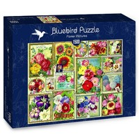 thumb-Bloemen Foto's - puzzel van 1500 stukjes-2