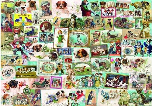 Bluebird Puzzle Honden - 1500 stukjes