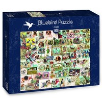 thumb-Honden - puzzel van 1500 stukjes-2