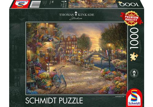 Schmidt Amsterdam - 1000 pièces
