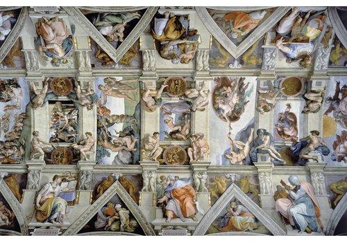 Ravensburger La Chapelle Sixtine - 5000 pièces